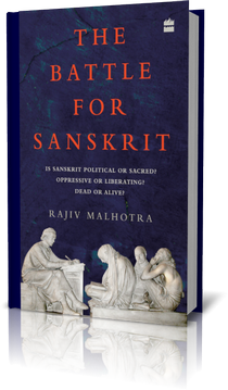 The Battle for Sanskrit Synopsis