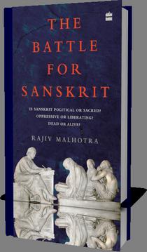 The Battle for Sanskrit Synopsis